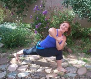ABQ Yoga crop