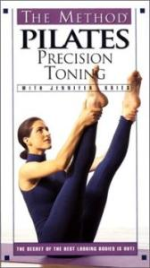 method-pilates-precision-toning-jennifer-kries-vhs-cover-art